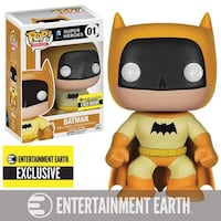 Batman 75th Anniversary Yellow Rainbow Pop Funko  Las Vegas, 89143