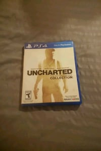 Sony PS4 Uncharted The Nathan Drake Collection case Louisville, 40216