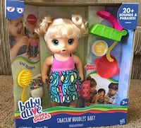 Baby Alive Doll (New in Box) Ashburn