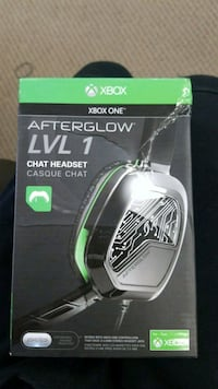 XBOX AFTERGLOW LVL1 chat headset Toronto, M9P