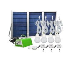 Brand New All In One Solar Lighting Kit With Phone