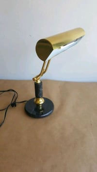 Antique lamp made with marble. Great for any desk  Ontario, 91762