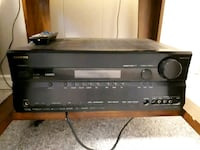 black Onkyo stereo amplifier Woodstock, N4S 7J5