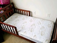 Toddler bed and mattress Laurel, 20724