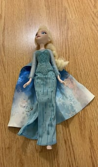 Elsa Doll from Frozen Vaughan, L4H 3B6