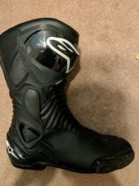 Motorcycle boots  Thorold, L2V 5G5