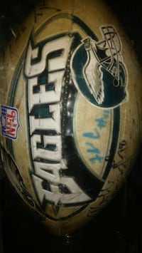 Eagles Signed Football Allentown, 18101