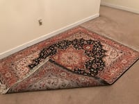 Handmade Persian rug Quincy, 02170