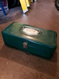 Antique fishing tackle box Edmonton, T5T 6E2