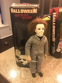 Michael Myers Halloween Figure  Gainesville, 20155