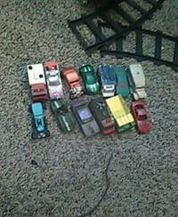 assorted color die-cast car collection Smithfield, 84335