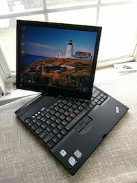 LENOVO THINKPAD X61 TABLET.   core2, 160gb hdd, 2g Raleigh, 27616