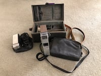 Nikkorex-8 vintage movie camera and more! Woodbridge, 22193