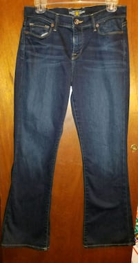 Lucky brand sofia Boot Jeans size 29 Boonville, 47601