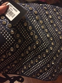 black and white polka dot textile Youngstown, 44512