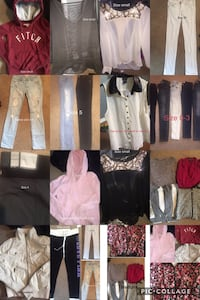 Loads of ladies clothes size sm to large London, N5X 0G1