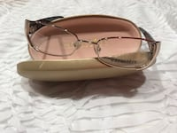Brand New Caractēre Eyeglasses for Women, 52/17, CT 421 in Gold/ Black, Flexible Farmington Hills, 48336
