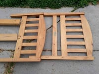 Twin bed frame  South Milwaukee, 53172