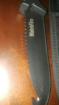 Knife with Gut hook (new) El Paso, 79936