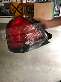 Crown Victoria left taillight
