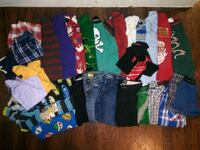 ***BOY'S SIZE 5-7 CLOTHING COMBO DEAL (30 PC.)!*** Dallas