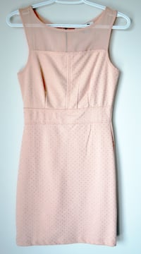 Brand new Forever 21 beige dress with golden dots  Toronto