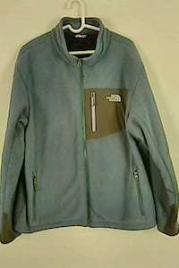 Xl Mens The North Face fleece Jacket