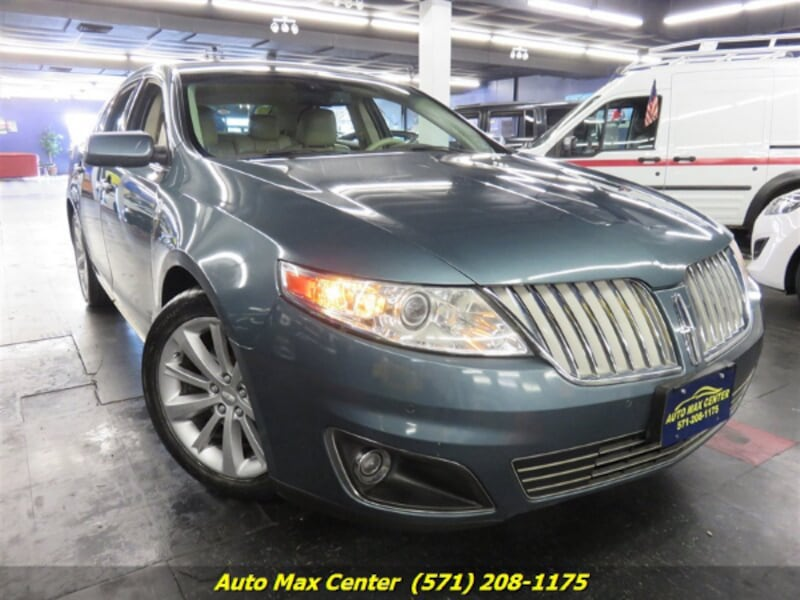 2010 Lincoln MKS AWD 0
