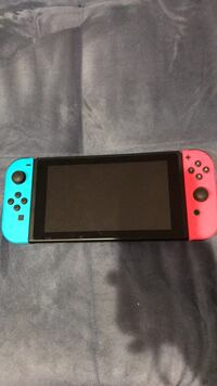 Blue and red nintendo switch San Francisco, 94134