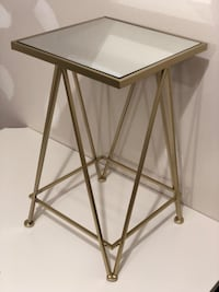 Mirrored Side Table Hanover, 21076