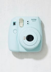 Fujifilm Instax Mini 8 Instant Camera(light blue) Edmonton, T5M 1E8