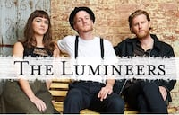 "2 ""LUMINEERS"" Concert Tickets. Capital 1 Arena Lansdowne, 20176"