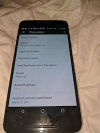 Nexus phone great condition  St. Catharines, L2W 1B2