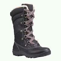 Women's Timberland Leather Winter Boots  Calgary