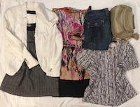 women's assorted clothes Vancouver, V5L 2N3