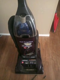 Self propelled windtunnel Hoover vacuum cleaner work very good