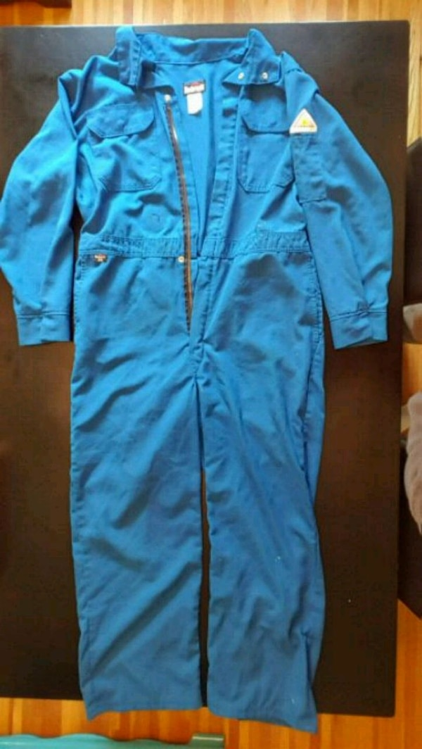 Fire Resistant Coveralls 0