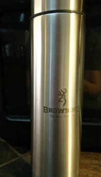 Large Browning thermos