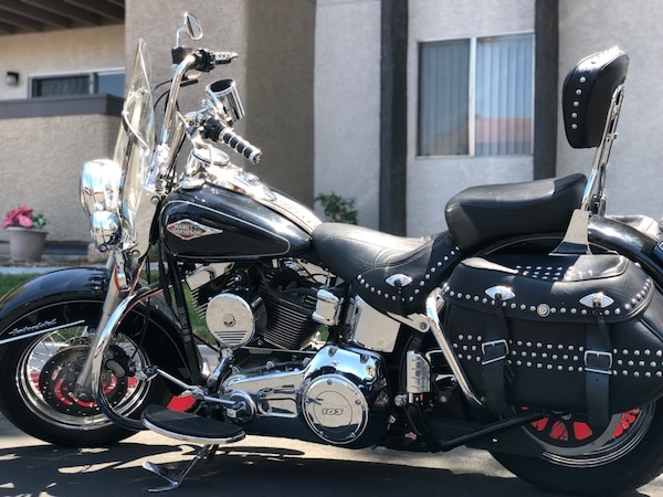 2012 Harley Davidson Heritage Softail (Financing Available)