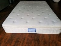 Sealy double mattress. 150 delivery 30 3150 km