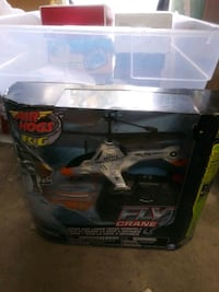 Air Hogs R/C Fly Crane Helicopter