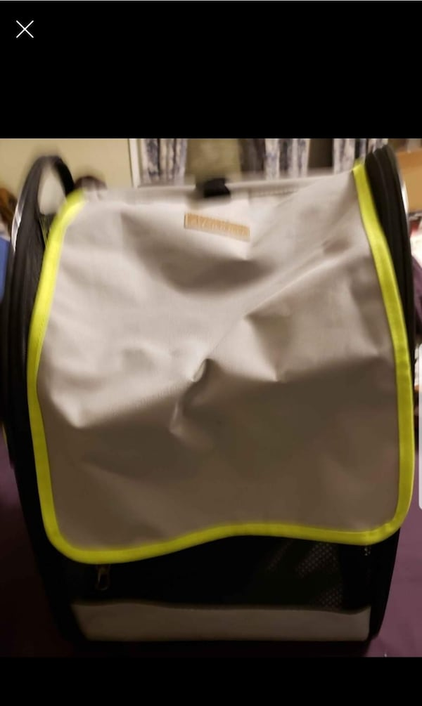 """""""Akinerri"""" Backpack Pet Carrier (airline approved) ef4b3356-86ee-447a-835c-1edc5067b0e0"""