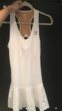 Brand new with tags never been work k Swiss tennis dress size small Toronto, M3A 2R4