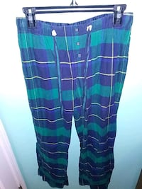 green and blue plaid pants Loganville, 30052