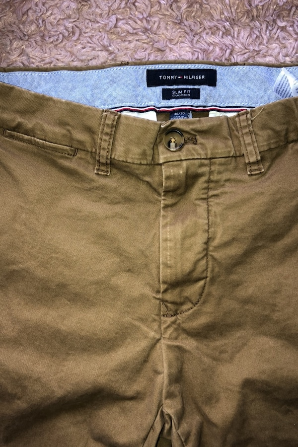 super quality amazing price online retailer Used Tommy Hilfiger pants 30/30 slim fit for sale in North ...