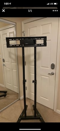 Portable Flat Tv Stand