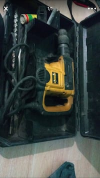 yellow and black corded power tool Richmond, 94804