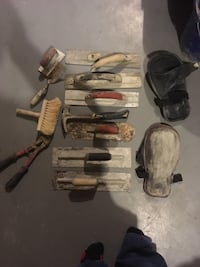 Too many cement tools for $100