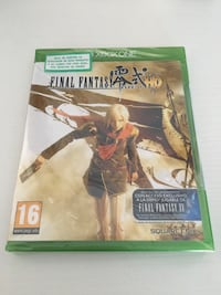 Final Fantasy Type 0 XBox one ( Precintado ) Sevilla, 41006