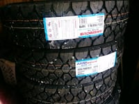 Tow truck tires..new.. Size.225/70R19.5.... Laurel
